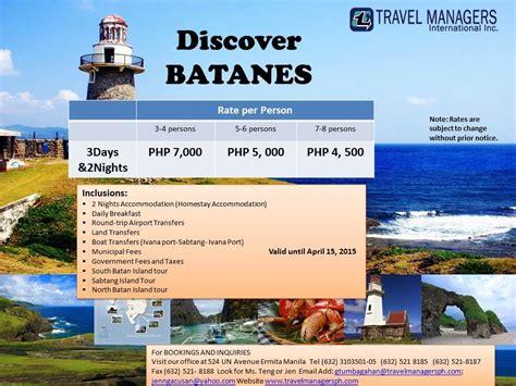cheap batanes  package  airfare lifehackedstcom