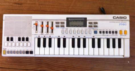 Casio Keyboard Arranger At 3 casio pt 30 image 736306 audiofanzine