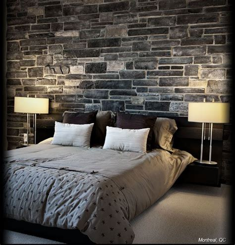 rock wall in bedroom 25 best ideas about stone accent walls on pinterest in