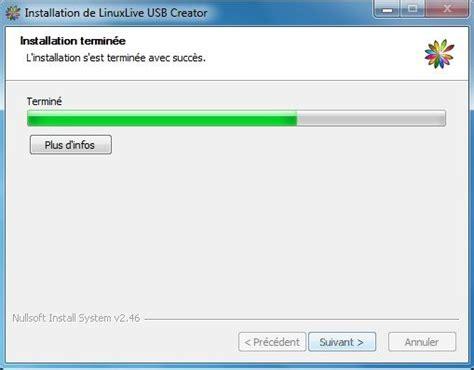 usb linux cr 233 er un live usb de ubuntu 11 10 avec linuxlive usb