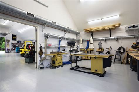 workshop interior layout garage lighting ideas light up your garage creatively