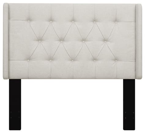 Headboards Lewis by Lewis Tufted Wingback Headboard Transitional