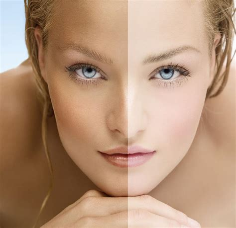 how to improve your skin tone at home