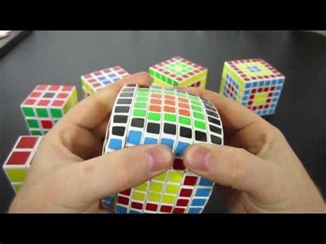 flower pattern on rubik s cube rubik s cube flower pattern 3x3 through 7x7 youtube