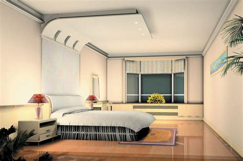 Modern Plaster Of Paris Ceiling For Bedroom Designs Ceiling Bedroom Design