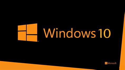 wallpaper windows 10 black hd windows 10 desktop is black 7 free hd wallpaper