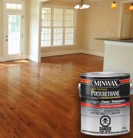 Hardwood Floor Refinishing Products Minwax 174 Fast Drying Polyurethane For Floors 350 V O C Hardwood Floor Finishing