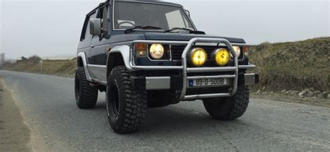 all car manuals free 1989 mitsubishi excel instrument cluster 1989 mitsubishi pajero lifted on 33s for sale in arklow wicklow from richard1989