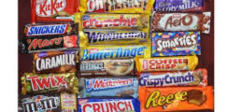 candy bars part 2 crave bits