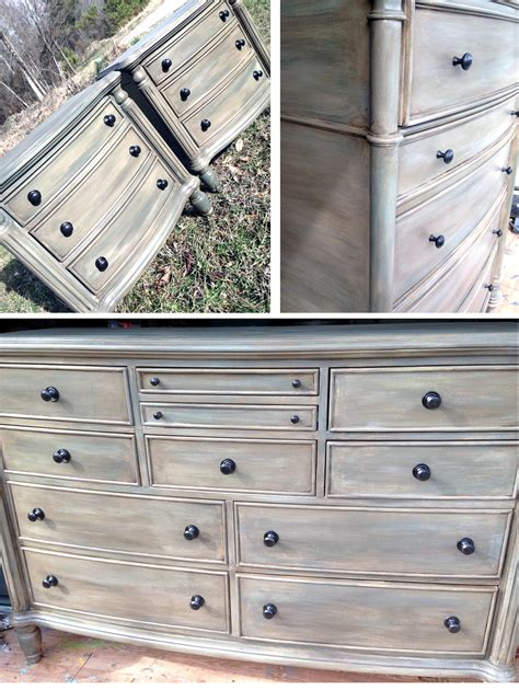 Barn Red Kitchen Cabinets Custom Distressed Gray Bedroom Set General Finishes
