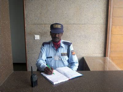 Unarmed Security Guard by Shree Balaji Security Services Service Provider Gurgaon