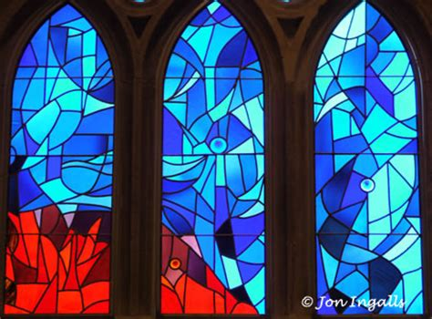 Colorful Interior by 17 Examples Of Gorgeous Stained Glass Windows Designer