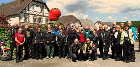 Motorradtouren Nordhessen by Ver Di 8 Motorradtour Des Ver Di Bezirk Nordhessen