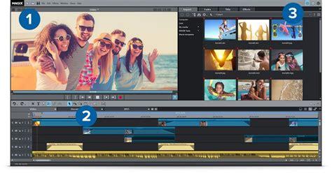 magix movie edit pro 2016 video editing