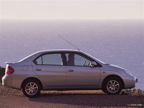 1997 Toyota Prius Wallpapers Of Toyota Prius Nhw10 1997 2000 1024x768