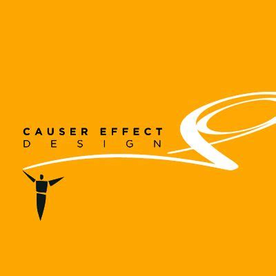 effect logo design causer effect design logo design gallery inspiration