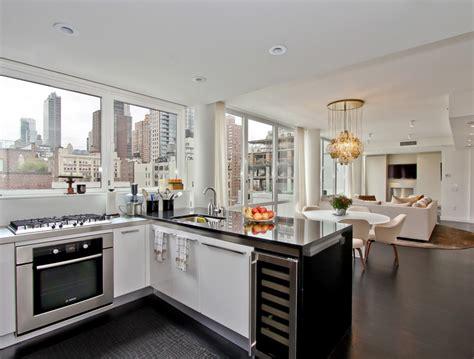 House Designs Kitchen Chelsea Duplex Nyc Interior Design