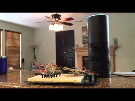 alexa controlled ceiling fan alexa skill for hton bay ceiling fan rf control feat