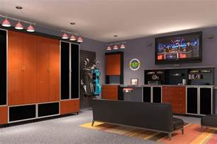Cool Garage Ideas 63 Finished Basement Quot Man Cave Quot Designs Awesome Pictures