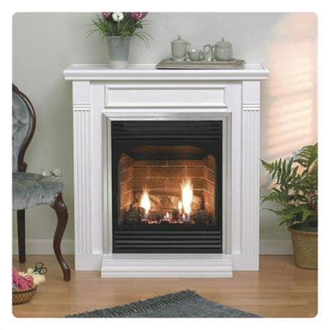 empire vail 26 vent free complete corner fireplace package