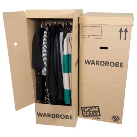 Wardrobe Storage Boxes - wardrobe boxes x 5 pack for hanging clothes storage