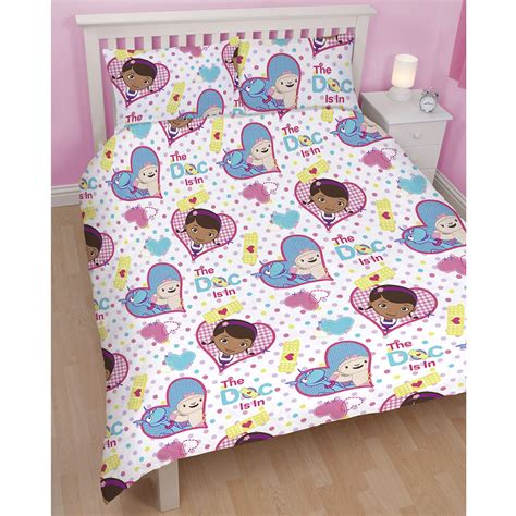 doc mcstuffin bedroom set doc mcstuffins bedding single and double duvet cover sets
