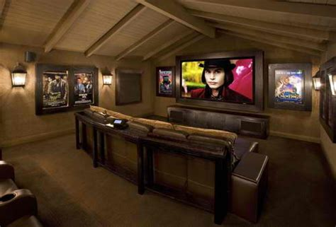 Theatre Room Decor 20 Stunning Home Theater Rooms That Inspire You Decoholic
