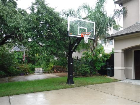 backyard basketball hoops products floors basketball court