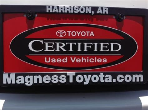 Magness Toyota Harrison Ar Magness Toyota Harrison Ar 72601 Car Dealership And