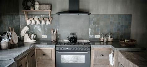 betonnen keukens een betonnen keuken geeft je woning een stijlvolle upgrade