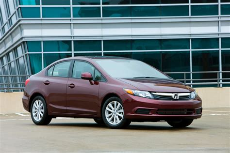 2012 Honda Civic Recall by Honda Recalls 2012 Civic Fuel Feed Line Issue