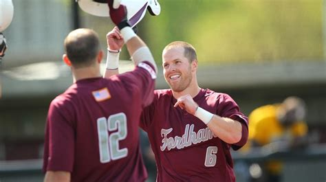fordham baseball announces 2016 schedule