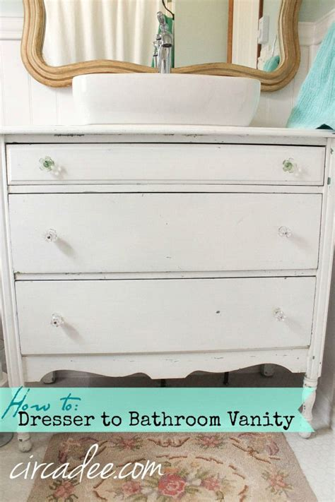 how to make a dresser into a bathroom vanity 17 best ideas about dresser to vanity on pinterest