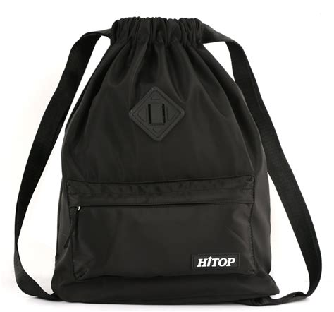 Drawstring Lightweight Backpack waterproof drawstring sport bag large lightweight