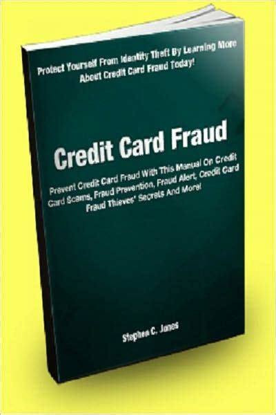 Free Nook Gift Card Codes - credit card fraud prevent credit card fraud with this manual on credit card scams