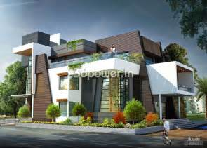 side angle view of contemporary bungalow beautiful house two storey kerala house designs 2 18 keralahouseplanner