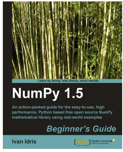 artificial intelligence the ultimate beginners guide books review of the book numpy 1 5 beginner s guide