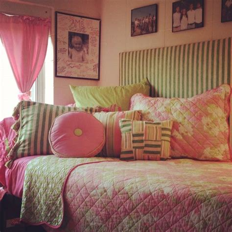 headboards for dorm beds make your dorm bed into a daybed use lots of pillows