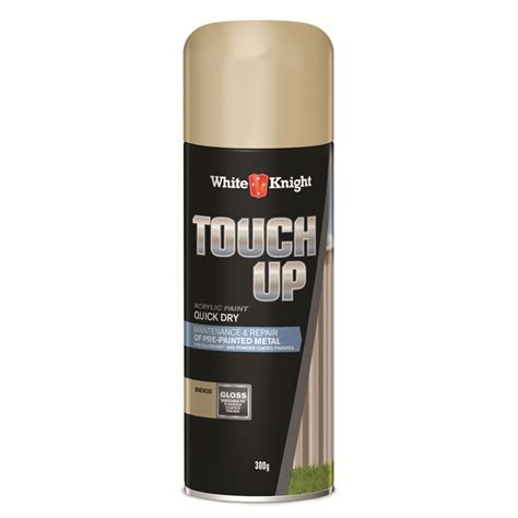 white 300g beige 174 touch up spray paint bunnings warehouse