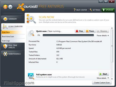 Antivirus Di Malaysia shuhaida saad avast antivirus version 8 0 1483
