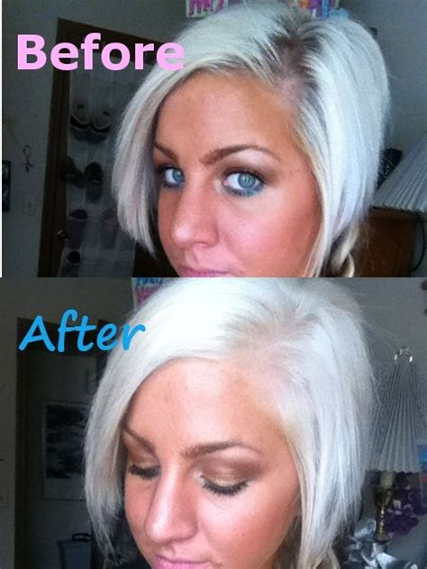 blonde brilliance toner platinum blond brilliance platinum toner review