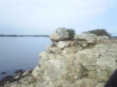 about a a bluff point sunset picture of bluff point state park groton