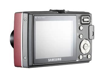 Kamera Samsung L100 samsung l100 digitalkamera 2 5 zoll schwarz de kamera
