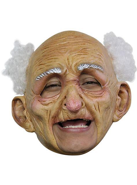 åse kleveland gammel mann deluxe gammel mann maske den kuleste funidelia