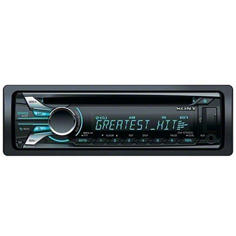 Sony Mex Dv1700u Cd Receiver Pacific Stereo Sony Car Radio Stereo Audio 28 Images Sony Cdx M20 Single Din In Dash Marine Cd Receiver