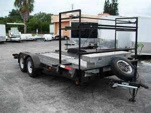 Used Car Hauler Trailers For Sale In Florida Used Car Hauling Trailers For Sale In Palmetto Florida
