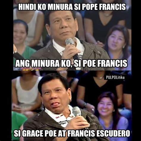 Duterte Memes - viral memes vs duterte poe roxas
