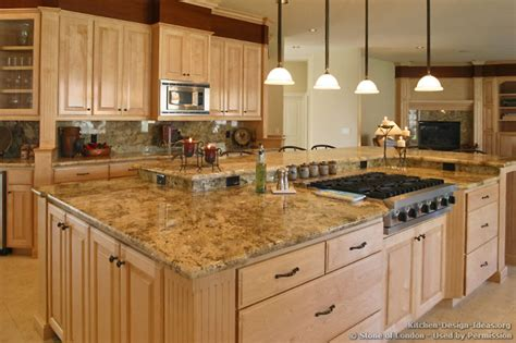 countertops for kitchen islands of pictures of kitchen countertops