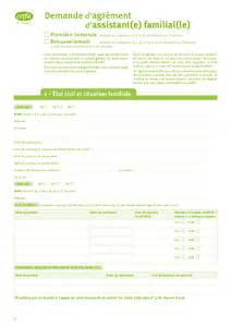 Cerfa Credit Impot Formation Dirigeant 2014 Cerfa N 176 13395 01 Demande D Agr 233 Ment D Assistant Familial Documentissime