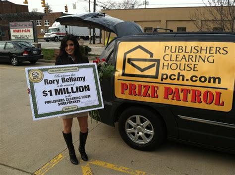 Publishers Clearing House Location - rory bellamy 1 million pch winner worth the wait pch blog